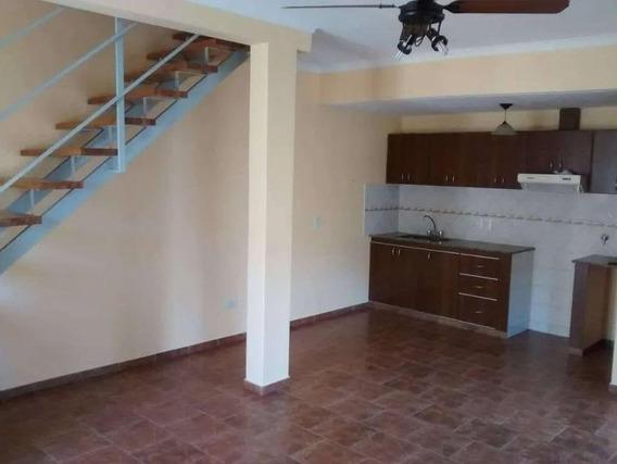 Duplex Alquiler 2 Dormitorios, 2 Baños Y Cochera -100 Mts 2 - Los Hornos