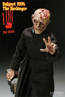 The Dead: Harbinger Priest (subject 2221) Sideshow. 2008.