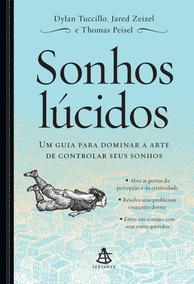 Sonhos Lúcidos Livro Dylan Tuccillo Frete 10