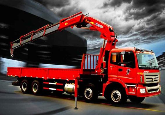 Hidrogrúa Xcmg 40tm Carga Max 16tn Bauza Group