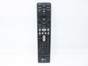 Controle Remoto Home Teaher Lg Ht805st Original Usado