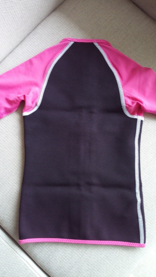 Blusa Neoprene Infantil Tribord Tam 8