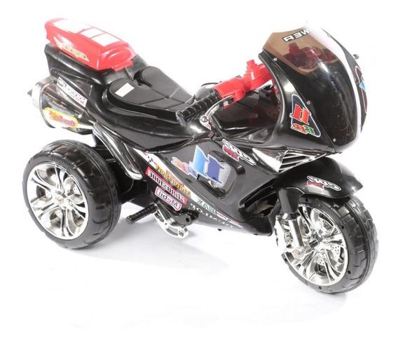 Moto A Bateria 6v Tres Ruedas 7280 Luz Musica Envios Gratis
