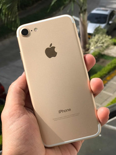 iPhone 7 32gb Dorado, Usado Como Nuevo!! Mega Promo!!