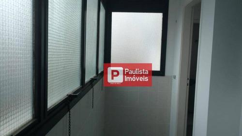 Apartamento Com 3 Dormitórios À Venda, 98 M²vila Mascote - São Paulo/sp - Ap28453