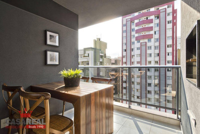 Flat Residencial Para Venda E Locação, Batel, Curitiba. - Fl0004