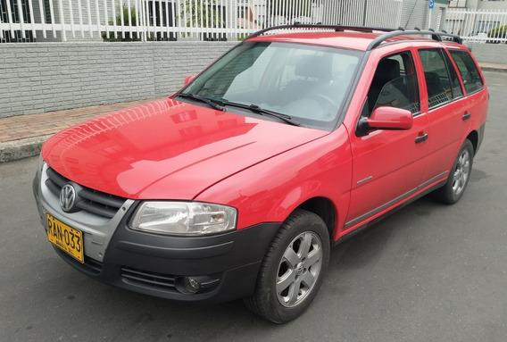 Volkswagen Parati Crossover 2009 Excelente Estado