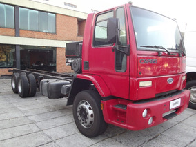 Ford Cargo 2422 Truck 2006 Chassis 8,50 Mts Financia 100%