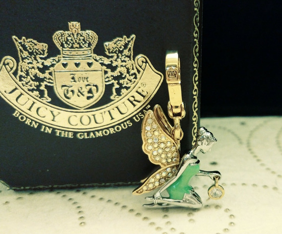 Coleccionables Charms Ediciones Especiales Juicy Couture