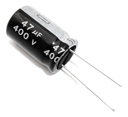 Imagen 1 de 2 de Capacitor Electrolitico 47uf X 400v 16x27mm