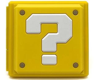 Case Game Card Jogo Cartão De Memoria Nintendo Switch Mario