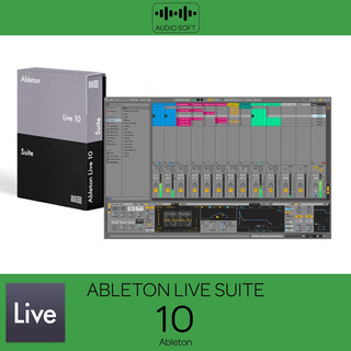 Ableton Live 10 Suite, Mac & Win