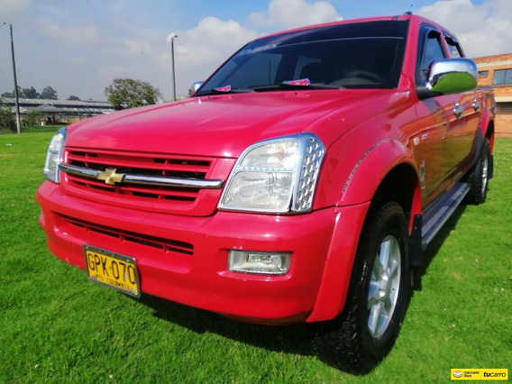 Chevrolet Luv D-max Mt 3.5 4x4