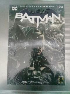 Batman 80 Años, Noel Y Otras Historias, La Nacion Num 16