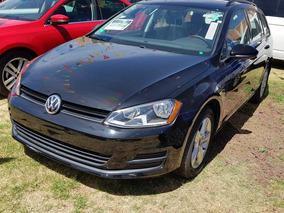 Volkswagen Golf Variant S Tdi Dsg 2016 Sin Rodar!!