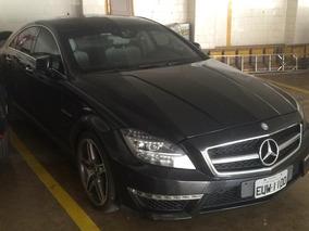 Mercedes-benz Classe Cls 5.5 Amg 2012 Blindada R$ 209.999,99