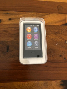 iPod Nano 7 Geração 16gb Cinza