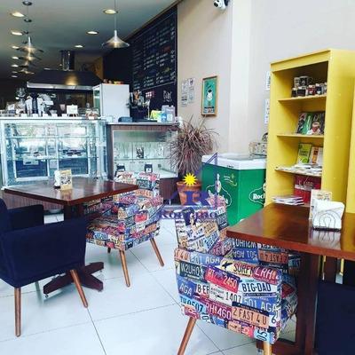 Excelente Ponto Café Charmoso - Pt0094