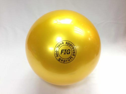 Bola Balón De Gimnasia Rítmica De 19 Cm Fig