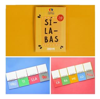 Juegos Para Aprender A Leer Con Las Sílabas