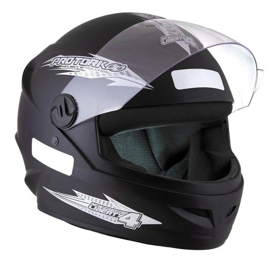 Capacete Masculino New Lberty Four Protork