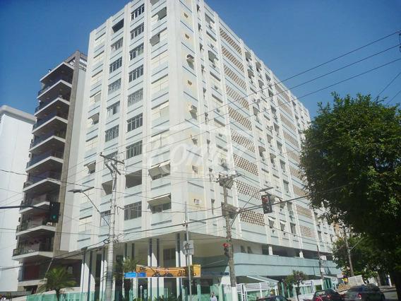 Apartamento Com 1 Dorm, Pompéia, Santos, Cod: 734 - A734