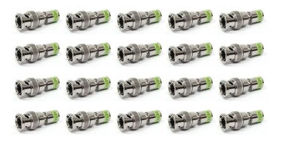 Kit Com 5 Conectores Bnc Betacavi Hd 8035
