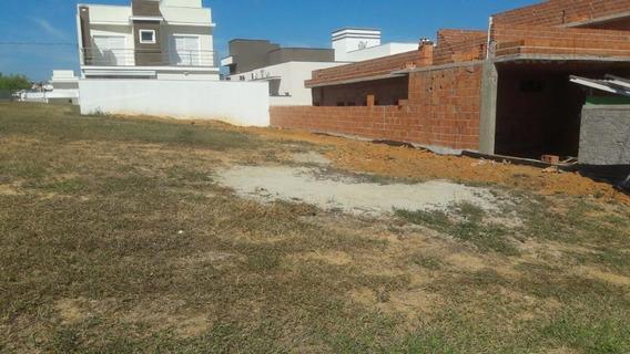 Terreno Quadra B7 À Venda, 257 M² Por R$ 222.000 - Condomínio Ibiti Reserva - Sorocaba/sp Financia. - Te0204