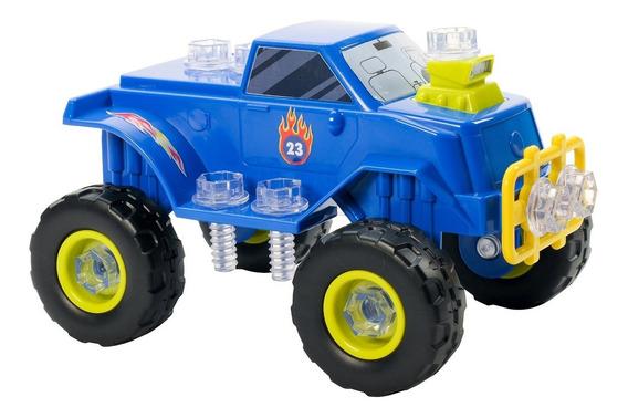 Camión Monstruo Para Diseñar Y Construir Vehículo