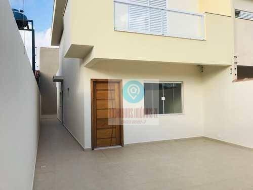 Sobrado Com 3 Dormitórios Sendo 3 Suites À Venda, 120 M² Por R$ 326.000 - Jardim Cibratel - Itanhaém/sp - So0021