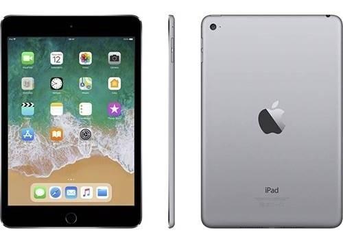 iPad Mini 4 Wi-fi 128gb Cinza-espacial - Apple