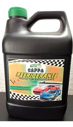 Refrigerante Verde Autoquim  Protector Anticorrosivo