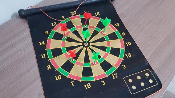 Jogo De Dardos Magnéticos - Dupla Face (magnet Dartboard)