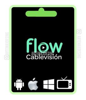 Flow + Ondemand + 1 Pack (fútbol, Fox O Hbo)