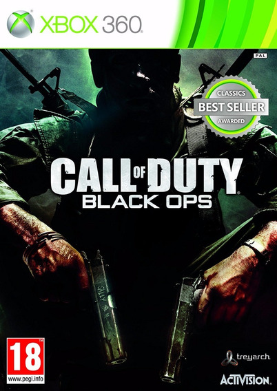 Call Of Duty Black Opps 1 - Mídia Física