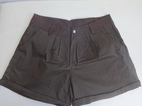 Short Para Damas Juveniles Pantalon Corto Talla Unica (s-m)