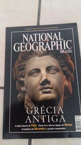 Revista National Geographic-grécia Antiga(colecionador)