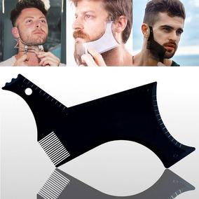 Pente Barba Régua Modelador Alinhador Novo Formato