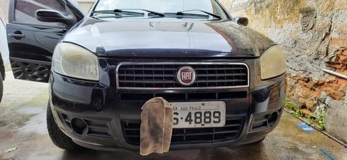 Imagem 1 de 7 de Fiat Siena 2010 1.0 El Flex 4p