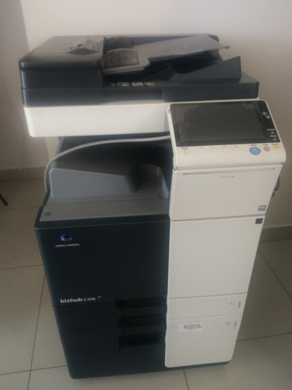 Impressora Konica Minolta C308