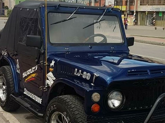 Suzuki Lj Lj80 Campero