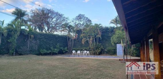 Casa Com 5 Dormitórios À Venda, 392 M² Por R$ 1.080.000,00 - Cidade Universitária - Campinas/sp - Ca1343