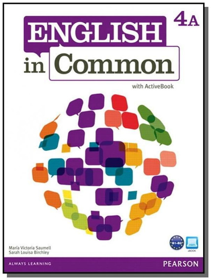 English In Common 4a Students Book With Activeboo