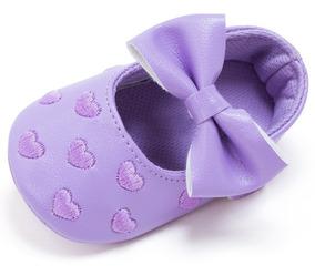 Zapato Casual De Colores Para Bebe Niña