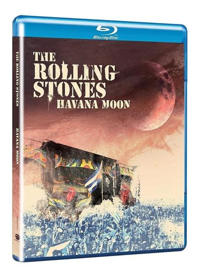 Blu-ray Rolling Stones - Havana Moon Lacrado