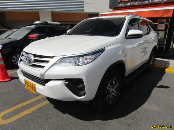 Toyota Fortuner Sw4 Street 2.4 At 4x2