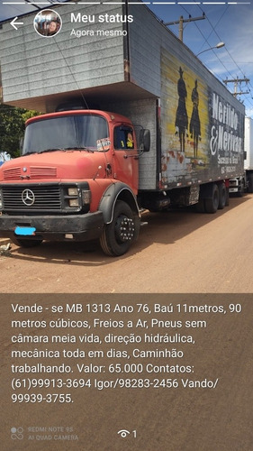 Mercedes-benz  L1313