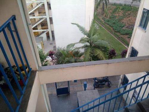 Imagem 1 de 23 de Apartamento Padrão Para Venda - Bairro Conceição (vila Socialista) - Id 1028 - 1028