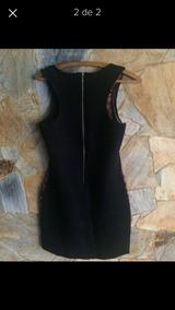 3570f9f93 Vestido Feminino De Lycra Marca Evidence Gold Número 36 - Calçados ...