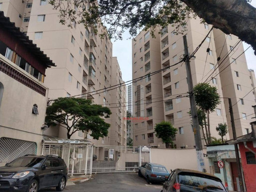 Apartamento Com 2 Dormitórios À Venda, 56 M² Por R$ 320.000 - Vila Ema - São Paulo/sp - Ap3050